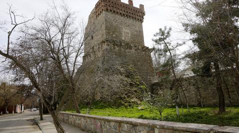 Башня Константина Феодосия