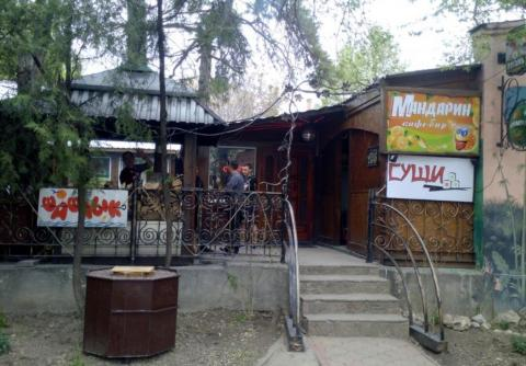 Кафе «Мандарин» Феодосия