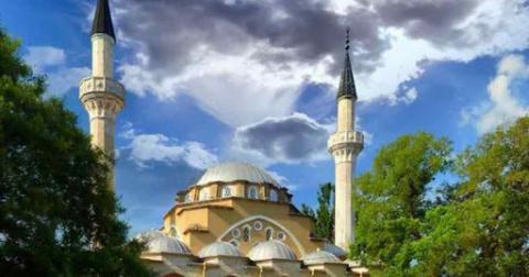 Мечеть Муфти-Джами Феодосия
