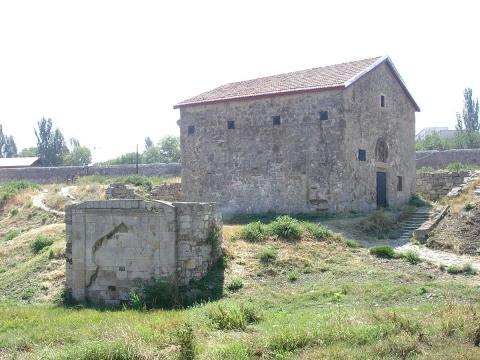 Карантинский фонтан Феодосия