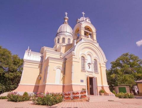 Собор Казанской иконы в Феодосии