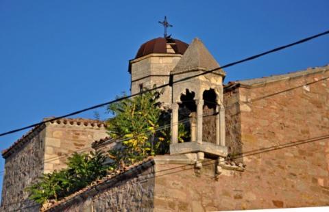 Архангельская церковь Феодосия