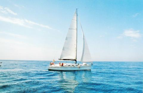 Яхтинг в Феодосии