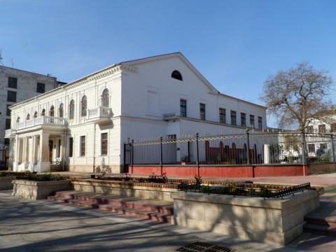 Музей древностей Феодосия (Краеведческий музей)