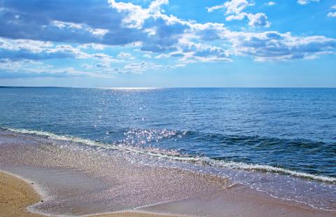 Детский пляж, Феодосия